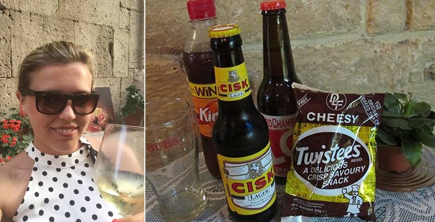 Landestypische Getränke, Malta