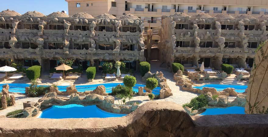Pool, Caves Beach Resort