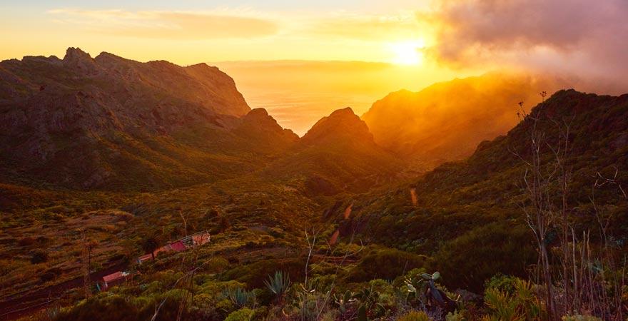 Das Teno-Gebirge ist auf Teneriffa ein wunderschönes Ausflugsziel mit tollen Panoramen