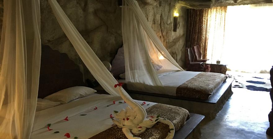 Zimmer, Caves Beach Resort