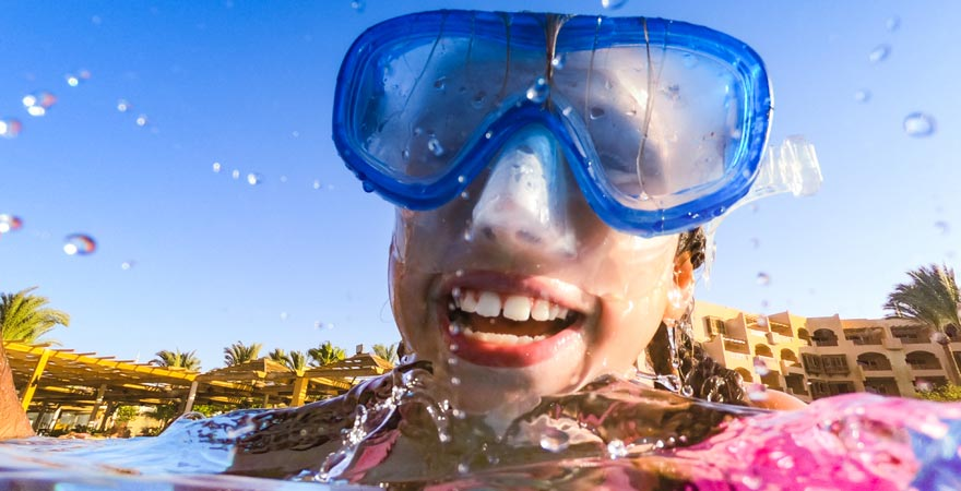 Eure Kinder werden im Ägyptenurlaub viel Spaß haben