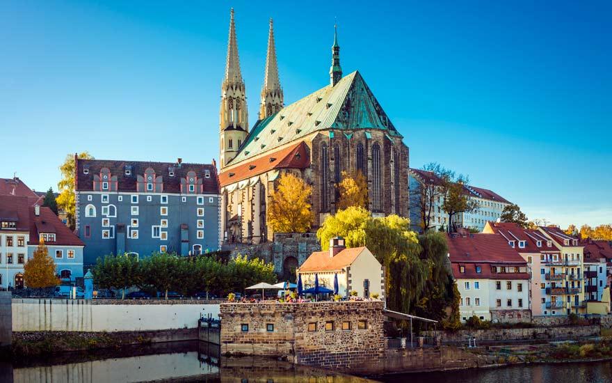 Bei einer Städtereise nach Görlitz solltet ihr der St. Peters Kirche einen Besuch abstatten