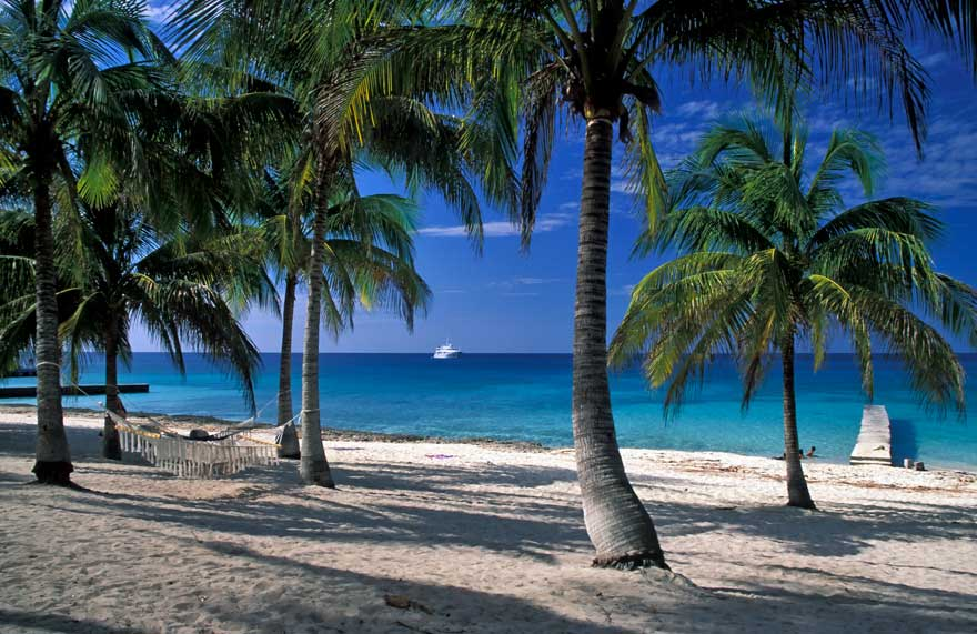 Top-Strand auf Kuba: Playa Maria La Gorda