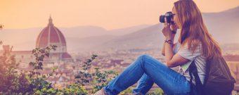 Top-Reiseziele junge Erwachsene