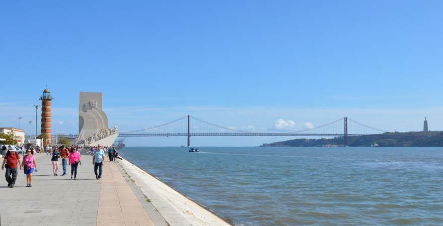 Wer in Lissabon ist, sollte unbedingt einen Ausflug nach Belém machen