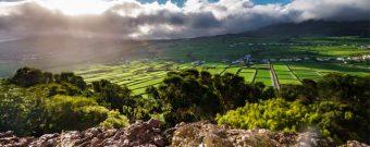 Die Inseln der Azoren