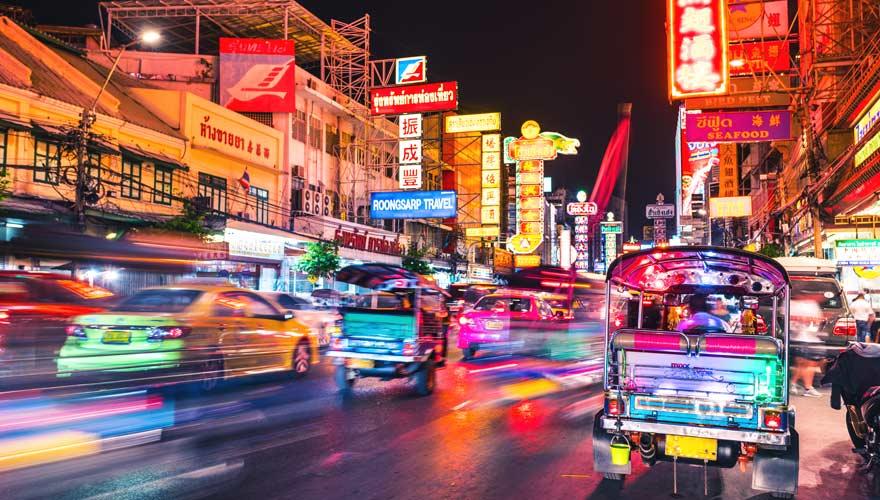 Chinatown in Bangkok: eine tolle Sehenswürdigkeit