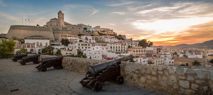 Ibiza Karte Umriss.Ibiza Die Top Sehenswürdigkeiten Der Sonnenklar Tv Reiseblog
