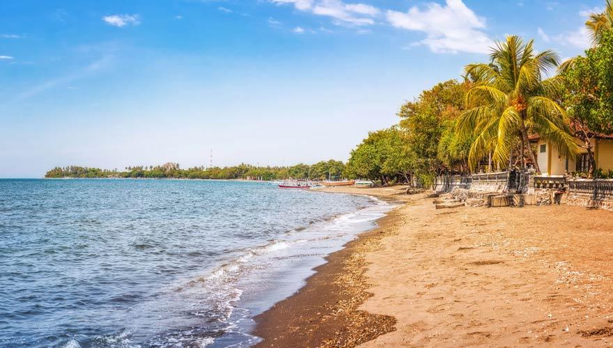 Lovina Beach ist einer der schönsten Strände auf Bali