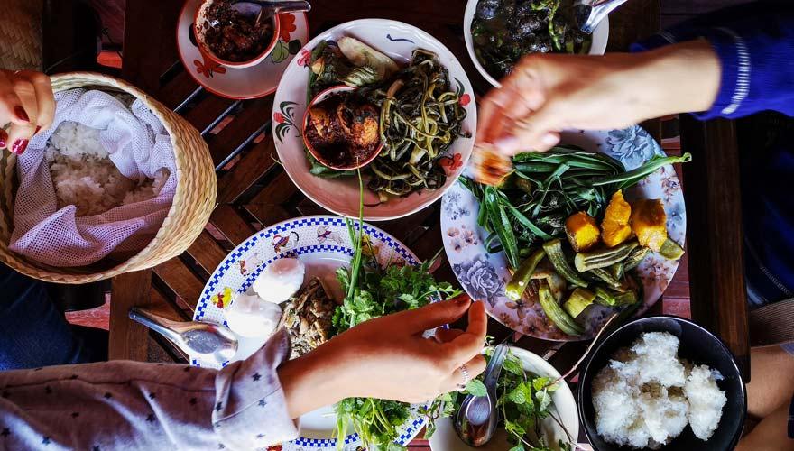 Thai Cuisine: Typisch thailändische Gerichte