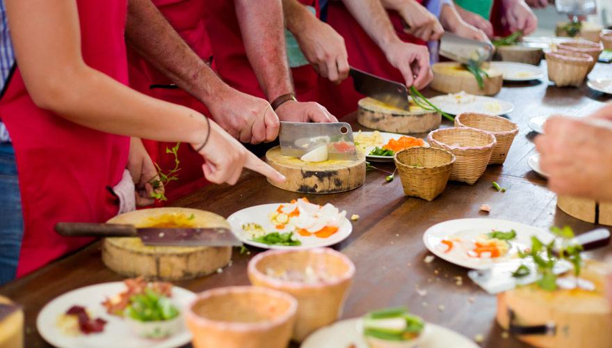 Thai-Kochkurs, Chiang Mai