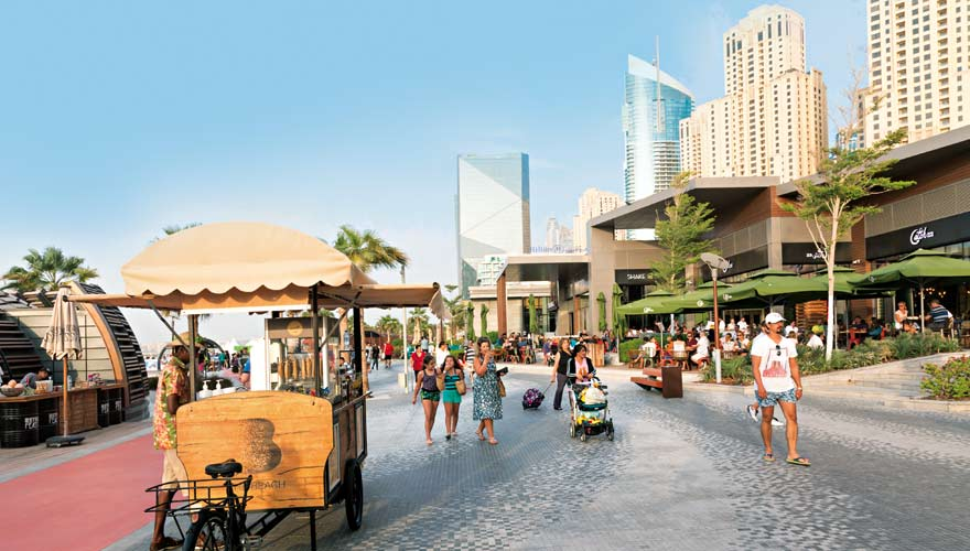 The Walk in Dubai