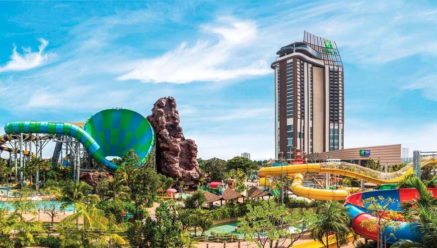 Holiday Inn Resort Vana Nava, Hua Hin