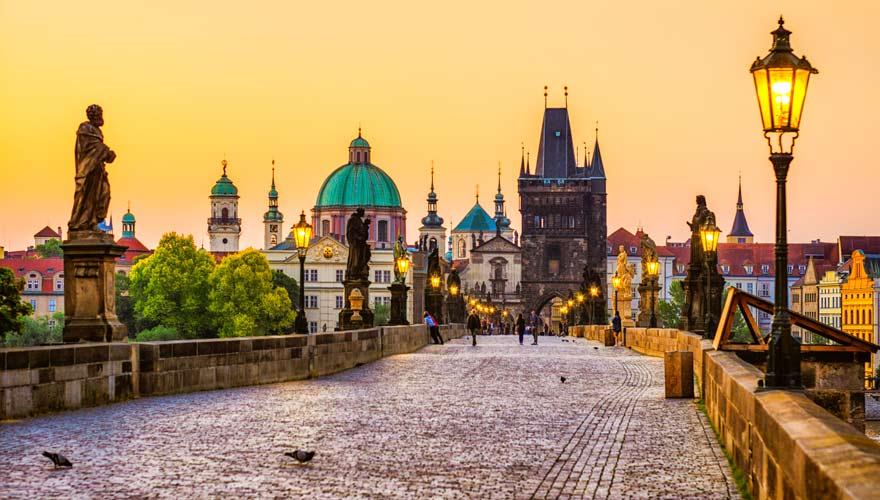 Die bekannteste Stadt Tschechiens und echter Besuchermagnet ist Prag
