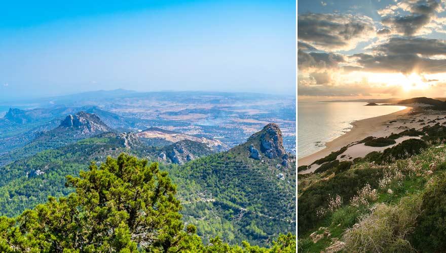 Impressionen von Karpaz, Zypern