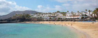 Die schönsten Strände auf Lanzarote