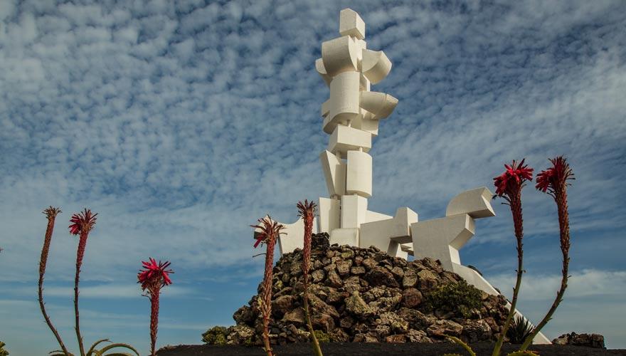Das Monumento del Campesino von César Manrique