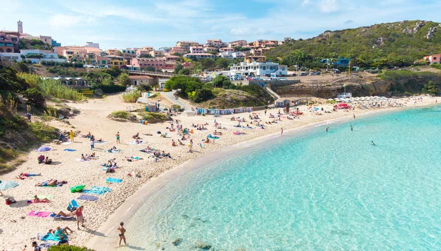 Der Spiaggia Rena Blanca ist einer der schönsten Strände auf Sardinien