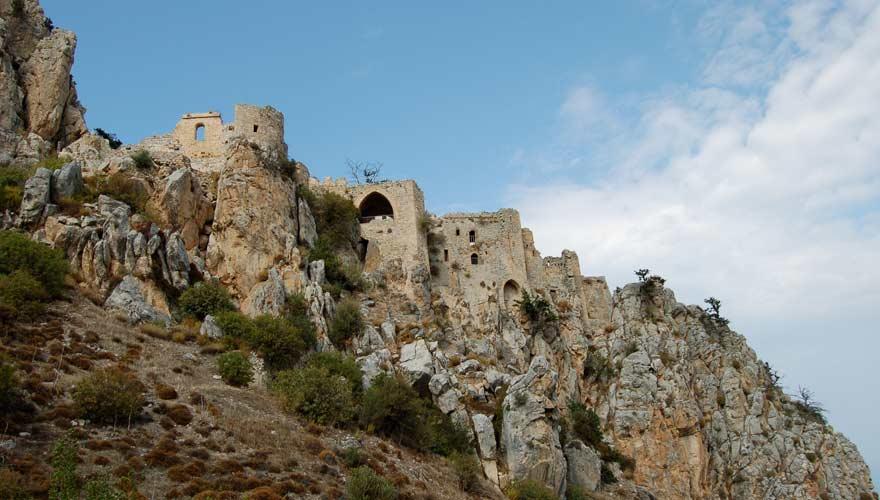Burg St. Hilarion, Sehenswürdigkeit auf Zypern