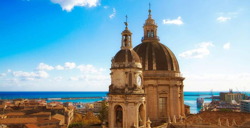 Sehenswürdigkeiten in Catania, Sizilien