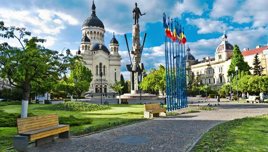 Cluj-Napoca, Rumänien
