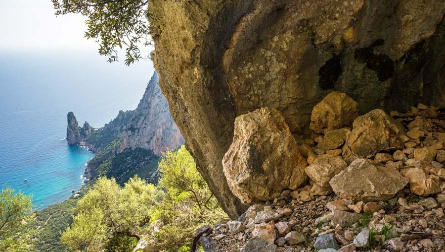 Wanderung zur Pedra Longa auf Sardinien