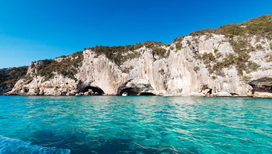 Eine der schönsten Sehenswürdigkeiten Sardiniens ist die Grotte del Bue Marino
