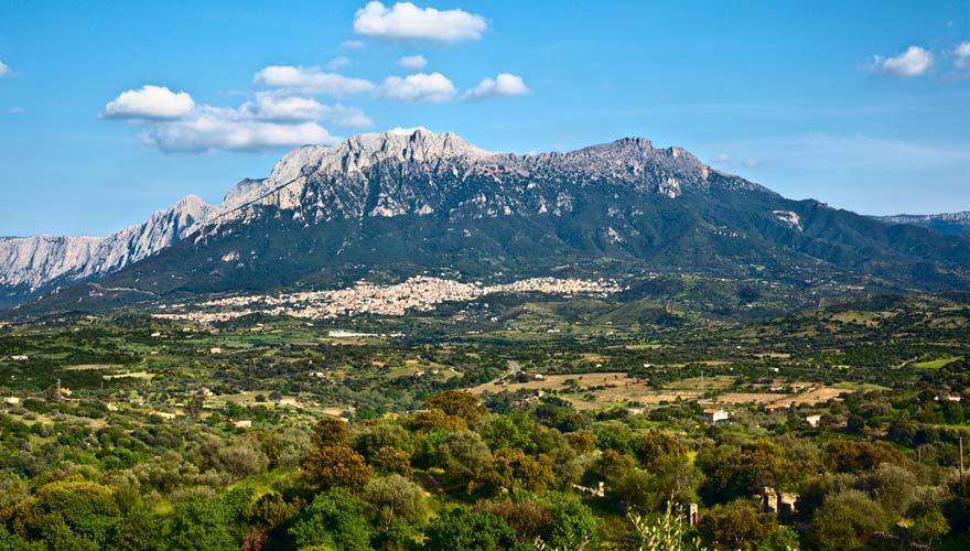 Supramonte auf Sardinien