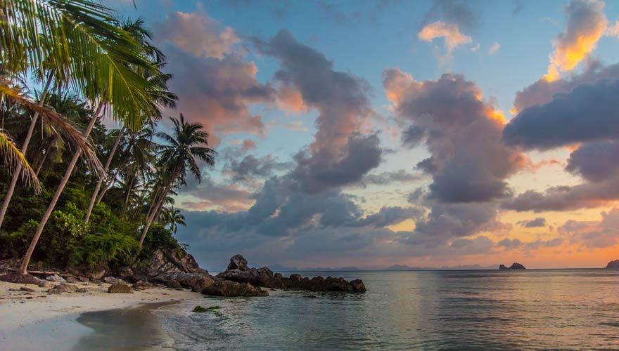 Taling Ngam, ein schöner Strand auf Koh Samui