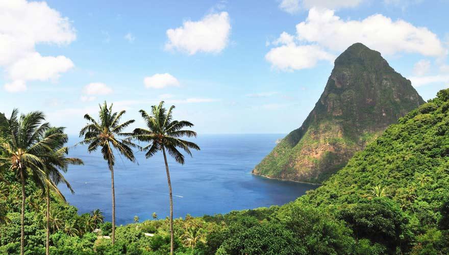 Traumreiseziel Saint Lucia