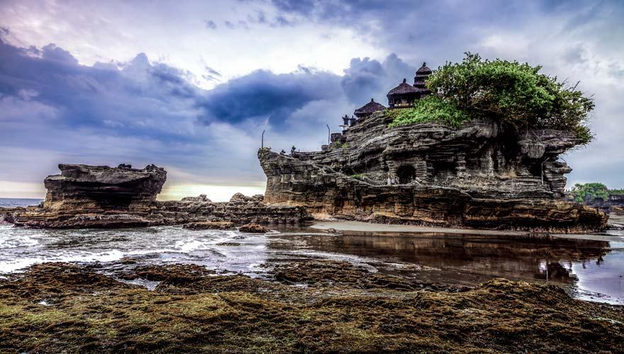 Pura Tanah Lot Tempel bei Ubud