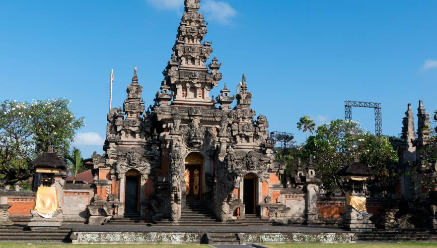 Das Wedhi Budaya Art Center ist eine Sehenswürdigkeit in Denpasar auf Bali