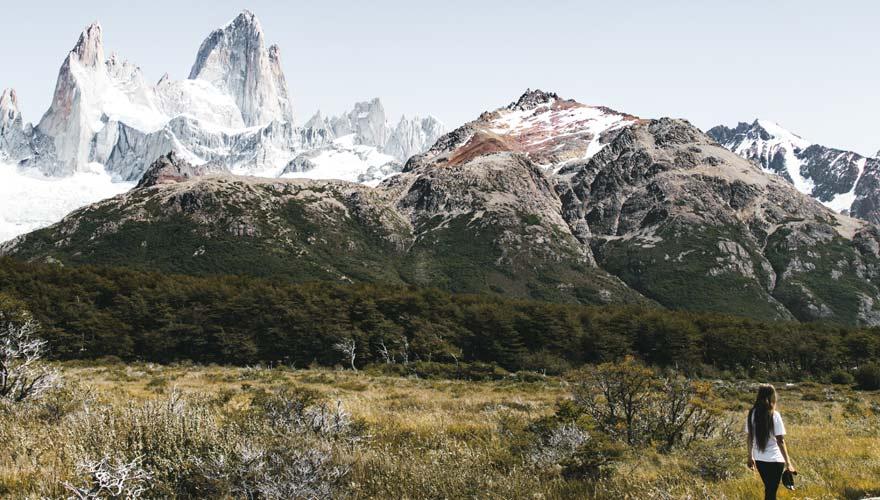 Argentinien ist ein günstiges Reiseziel - seht euch dort beispielsweise El Chaltén an