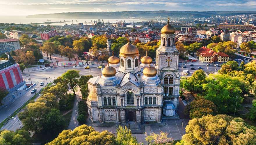Bulgarien zählt zu den günstigen Reisezielen in Europa