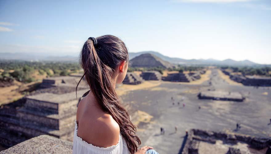 Mexiko zählt zu den günstigen Fernreisezielen