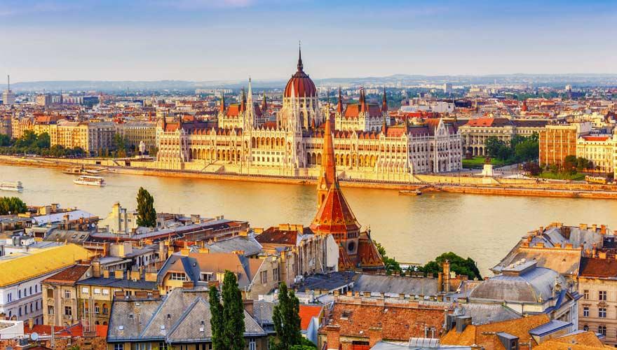 Budapest in Ungarn ist ein günstiges Reiseziel