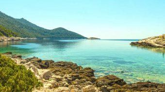 Mljet in Kroatien