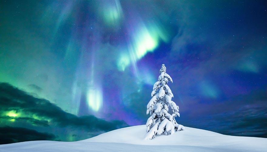 Polarlichter richtig fotografieren: So geht's