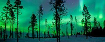 Polarlichter sehen