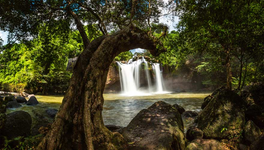 Khao Yai Nationalpark in Thailand