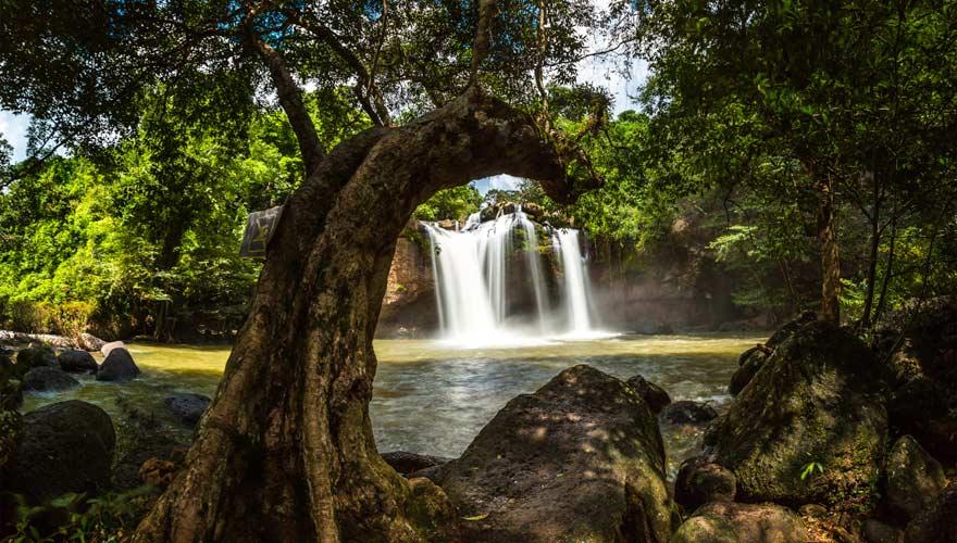 Khao Yai Nationalpark in Thailand