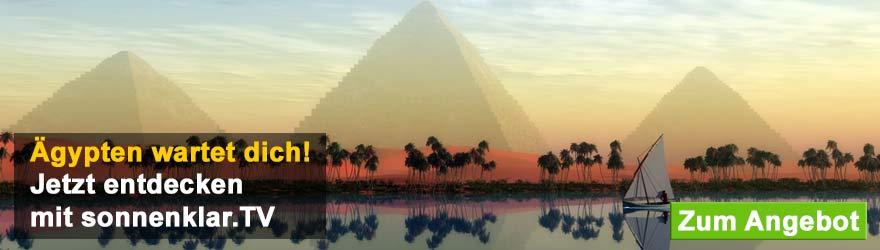 Ägypten Banner