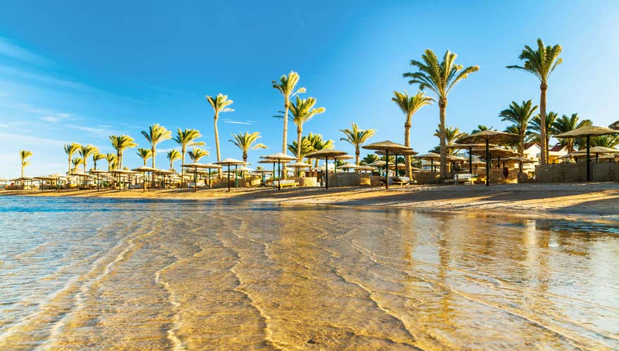Urlaubsregion Hurghada in Ägypten