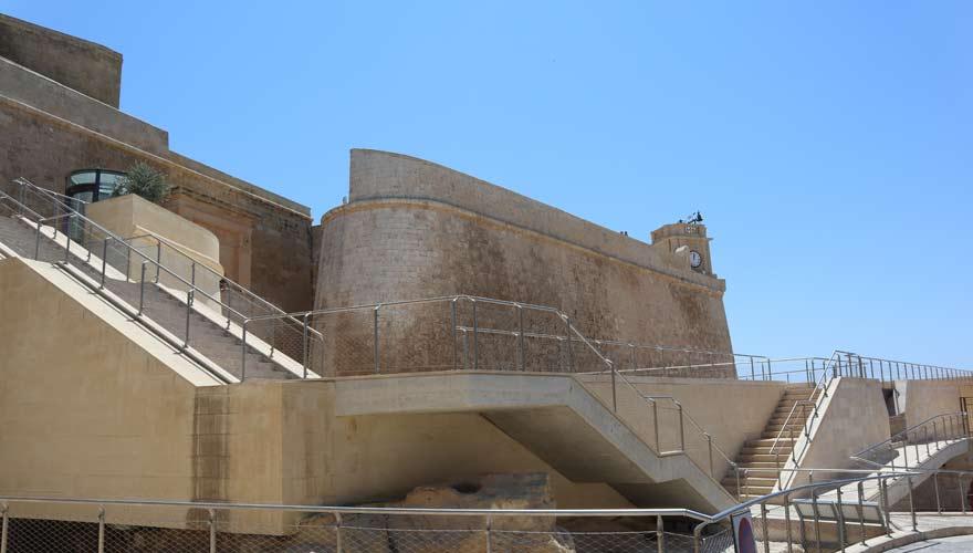 Cittadella auf Gozo
