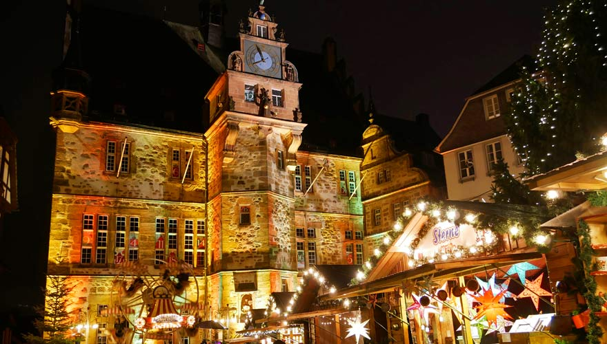 Adventsmarkt Marburg