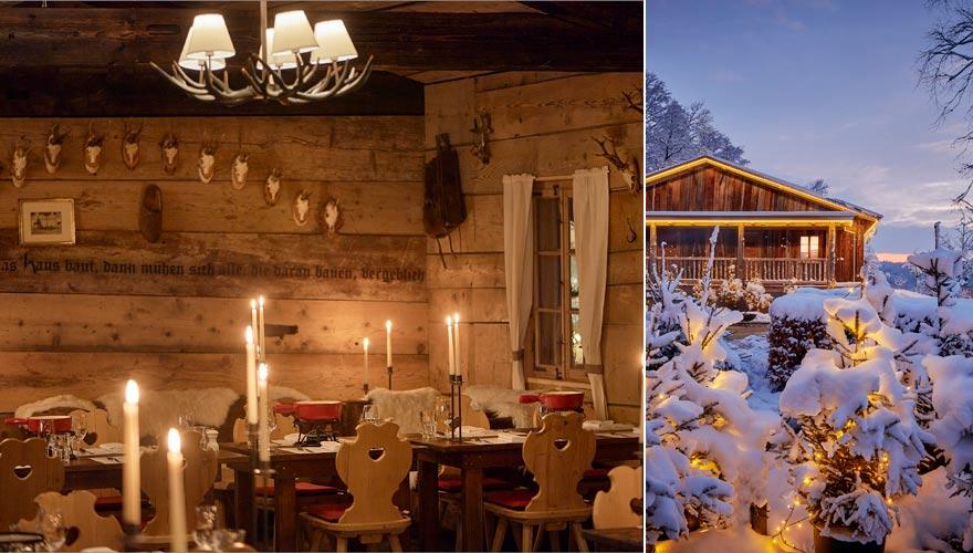 Unser Restauranttipp für Silvester: Das Chalet Züriberg in Zürich