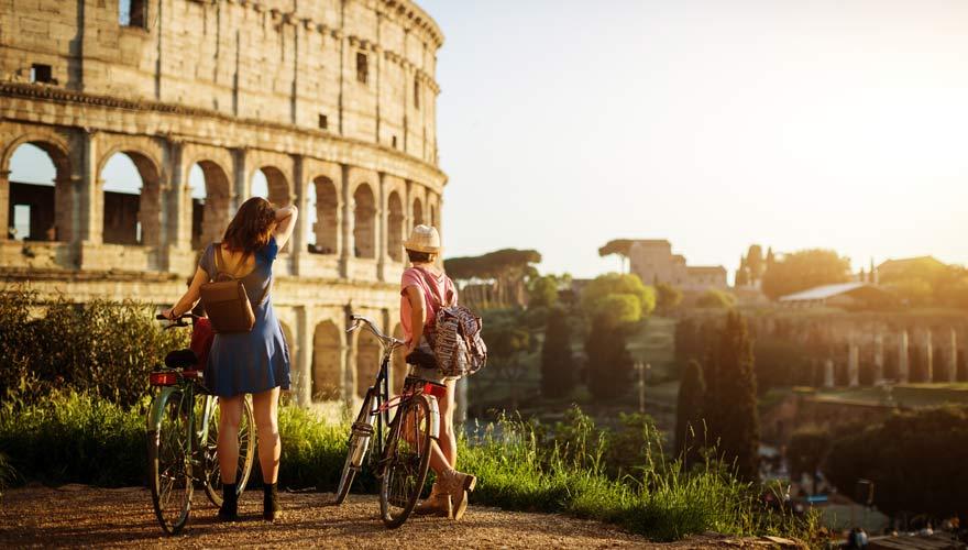 Eine der schönsten Städte Europas ist Rom