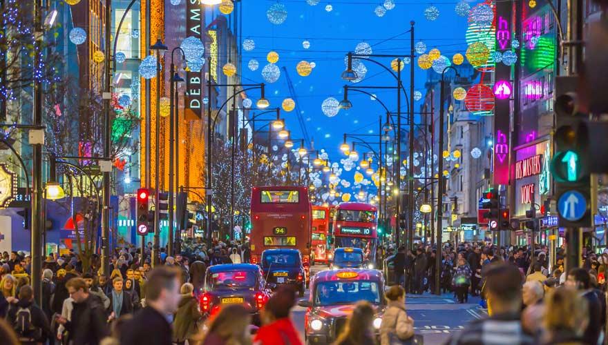 London ist eine der schönsten Städte Europas