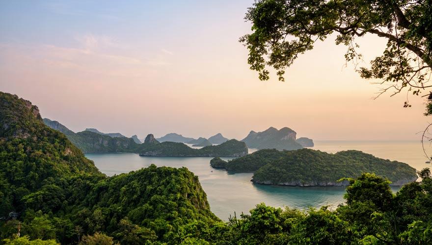 Auf Koh Wua Ta Lap findet ihr einen der schönsten Strände Thailands