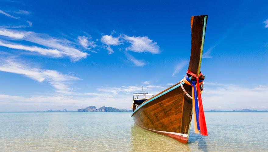 Paradise Beach auf Koh Kradan ein echtes Paradies unter Thailands Stränden!